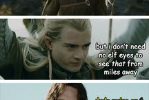 LOTR&hobbit