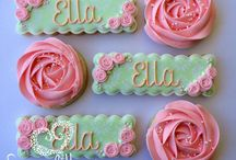 cookies flor