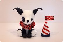 Best Friends - Folksy Finds / Dog-related gift ideas from the makers and designers at Folksy.com