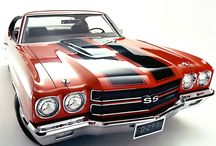 Cars - Chevelle / by Rene' Domenzain