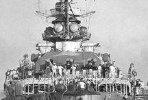 Ships of the Deutsches Kriegsmarine WW2