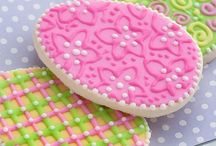 Sugar Sugar cookie ideas / by Jennifer Brown-Carlson
