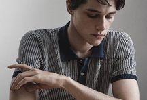 model: Luke Powell