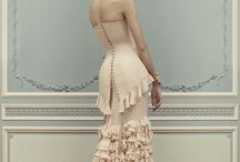 Different looking dress. / So special!