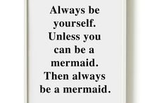 There be mermaids!