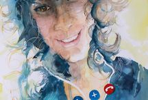 Alexa Dilla | Portrait - You & me