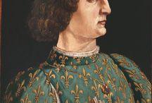 Piero Del Pollaiolo / Firenze 1443 - Roma 1496  Piero di Jacopo d'Antonio Benci