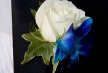 Royal Blau, Gold &  Silber Hochzeit / Inspirationen