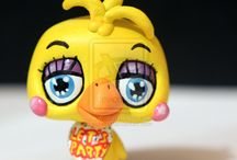 Toy Chica FNAF