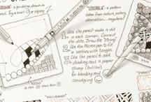 drawing & handwritting DOODLE