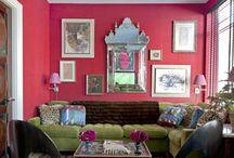 Livingroom / by Kate Myers