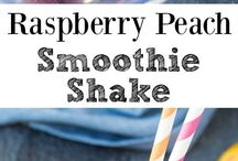 Smoothies/Shakes