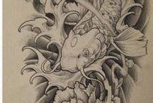 japán tattoo