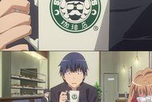 | Anime || Manga |