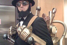 Steampunkin n robots / by Tim Reed