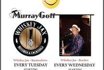 Murray Goff Live Music