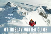 Mount Triglav Climb / Ascending the highest mountain in the Julian Alps is a remarkable experience.