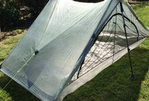 Cuben Fiber Tents and Tarps