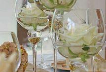 dekoracja stół