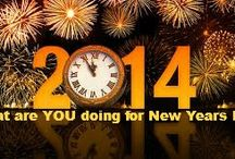 New Year's Eve...2014 / All things #newyears in the #poconomnts !