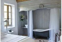 In the bathroom / Toiletries