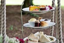 Afternoon Tea / How very British... and very Mrs Bridges!