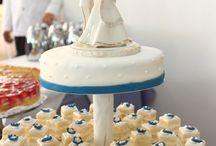 Wedding Cakes / by Tammy Petrarco