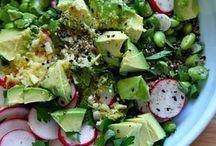 Salads / by Angela Rohe