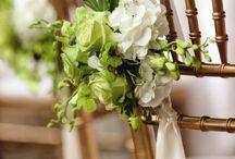 Mariage vert et blanc - Thème de mariage