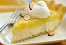 Pies, Cobblers, Cheesecake, Tarts, Parfaits, Trifles