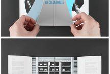 Brochure formats