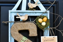 Spring Decor / by Laur Marie