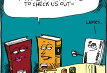 Library Humor / Hey... Librarians can be funny, too! / by Davenport Public Library