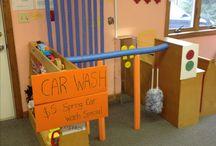 dramatic play kindergarten
