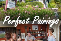 Santa Barbara's Perfect Pairings / In Santa Barbara South Coast, two is better than one. Here, unlikely pairings make for magical experiences. Think red tile roofs and sunsets. Wine and beach. Mountains and sea. It's no wonder why romance seems to flourish under its starry skies. A city with unparalleled beauty and charm, Santa Barbara has it all.  / by Santa Barbara