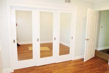 Top Hung Closet Doors