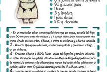 PequeRecetas infantiles / Recetas para hacer junto con los niños