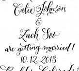 {WEDDING papers & letters} / by Rebecca Anthony