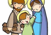 ilustracje do katechezy