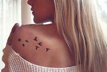 Vtáčie Tetovania