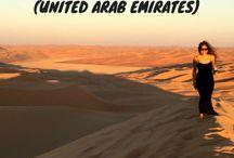 Middle East / Northern Lauren | Things to do in the Middle East | Middle East Travel Guides | Beautiful Cities | Beautiful Country | Petra | Israel | Iran | Jordan | Dubai | UAE | Iraq