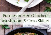 One Pan Recipes / Make it in one pan! Delicious, hearty recipes cooked in a single pan