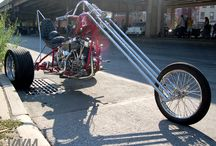 H/D Trikes and customs