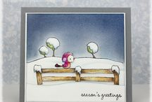 Cards I Love - Purple Onion / by Diana Blessinger
