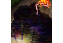 The Artwork of Heather Scott (Dragonmun)