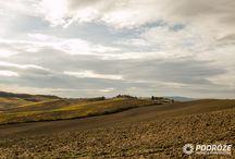 Toskania ... pierwsze spojrzenie / Wspomnienia z podroży do Toskanii