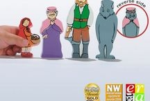 Little Red Riding Hood / Some fantastic teaching resources to help make Little Red Riding Hood more engaging