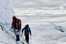 Mountaineering Expeditions / Experience the thrill and adventure of climbing in the Peruvian Andes.