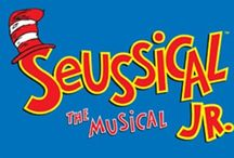 Seussical Jr / Follow the musical adventure of Horton, an elephant who one day hears voices coming from a speck of dust and spends the rest of his days protecting his new friends from WhoVille. The Cat in the Hat, Maisy, Getrude McDuck, The Wickersham Brothers, Jo Jo and more all join in on this mash up of Dr Suess' favorite tales. February 8,9,15,16 1&3pm 2905 Walnut Ave 21117. www.pumpkintheatre.org for tixs / by Pumpkin Theatre