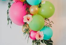 Baloon decorations